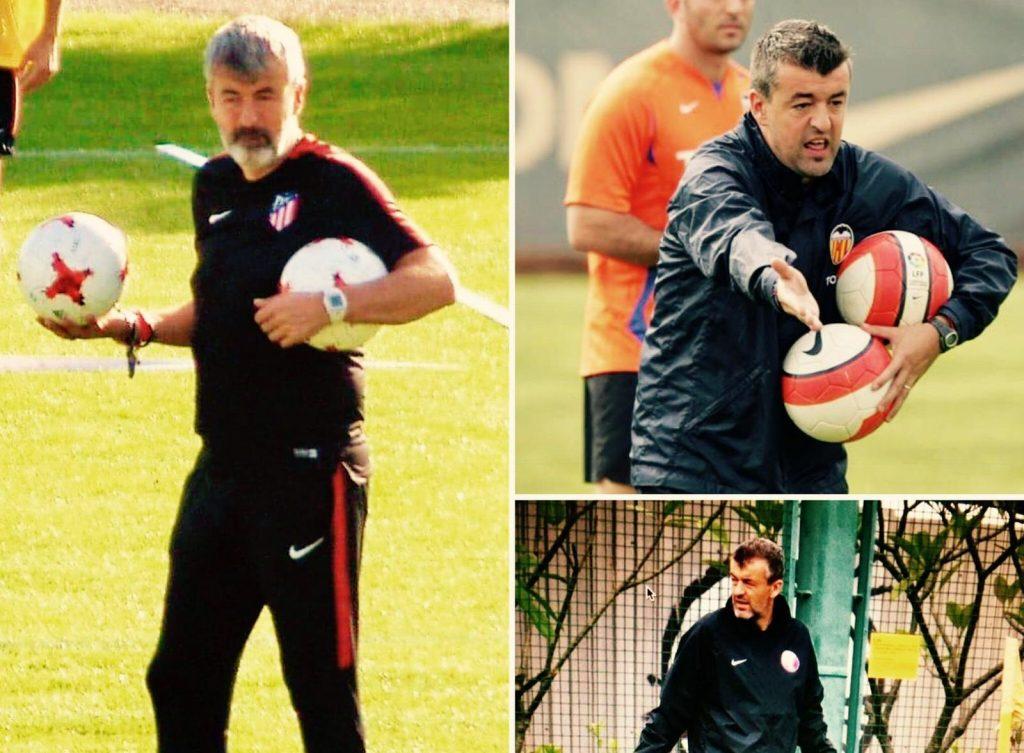 El camino de entrenador