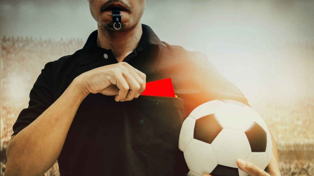 Preparación psicológica del árbitro de fútbol